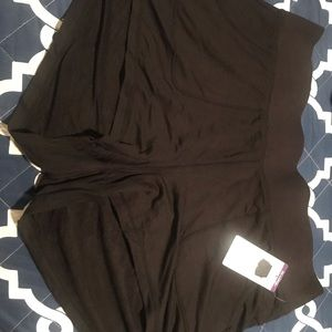 NWT Active Life Women's Shorts - Black